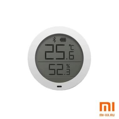 Датчик температуры и влажности Xiaomi Mijia Bluetooth Hygrothermograph (White)