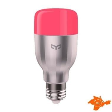 Умная лампочка Yeelight LED Bulb e27 (Gray)