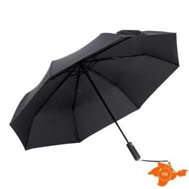 Зонт Xiaomi Mijia Automatic Umbrella (Black)