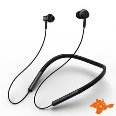 Беспроводные наушники Xiaomi Mi Bluetooth Neckband Headphones (Black)