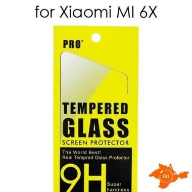 Защитное стекло для Xiaomi MI 6X