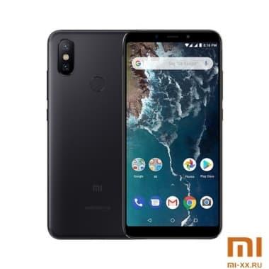 Xiaomi Mi A2 (4Gb/64Gb) Black