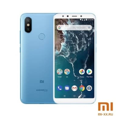 Xiaomi Mi A2 (4Gb/64Gb) Blue
