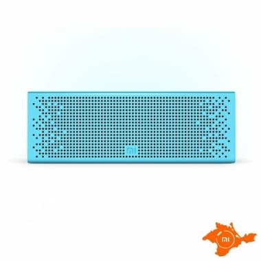 Колонка Xiaomi Mi Mini Square Box 2 (Blue)