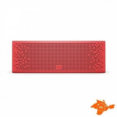 Колонка Xiaomi Mi Mini Square Box 2 (Red)