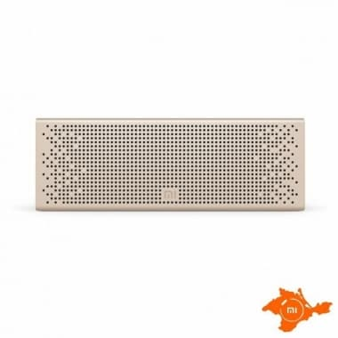 Колонка Xiaomi Mi Mini Square Box 2 (Gold)
