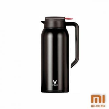 Классический термос Xiaomi Viomi Stainless Steel Vacuum Bottle 1.5 л (Black)
