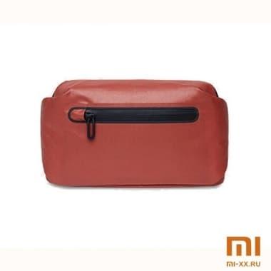 Сумка на пояс Xiaomi Fashion Pocket Bag (Red)
